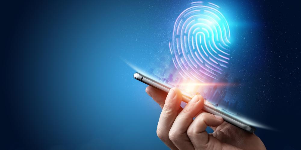 Paul Beare blog - biometrics