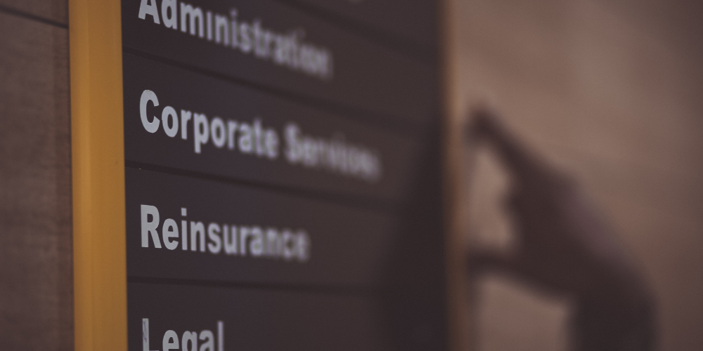 Paul Beare blog - corporate services